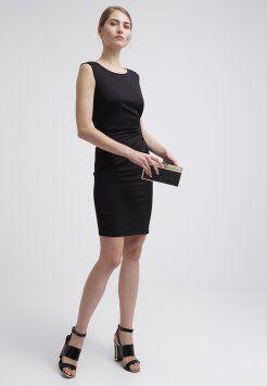 Anna Field - Vestido de algodón - black