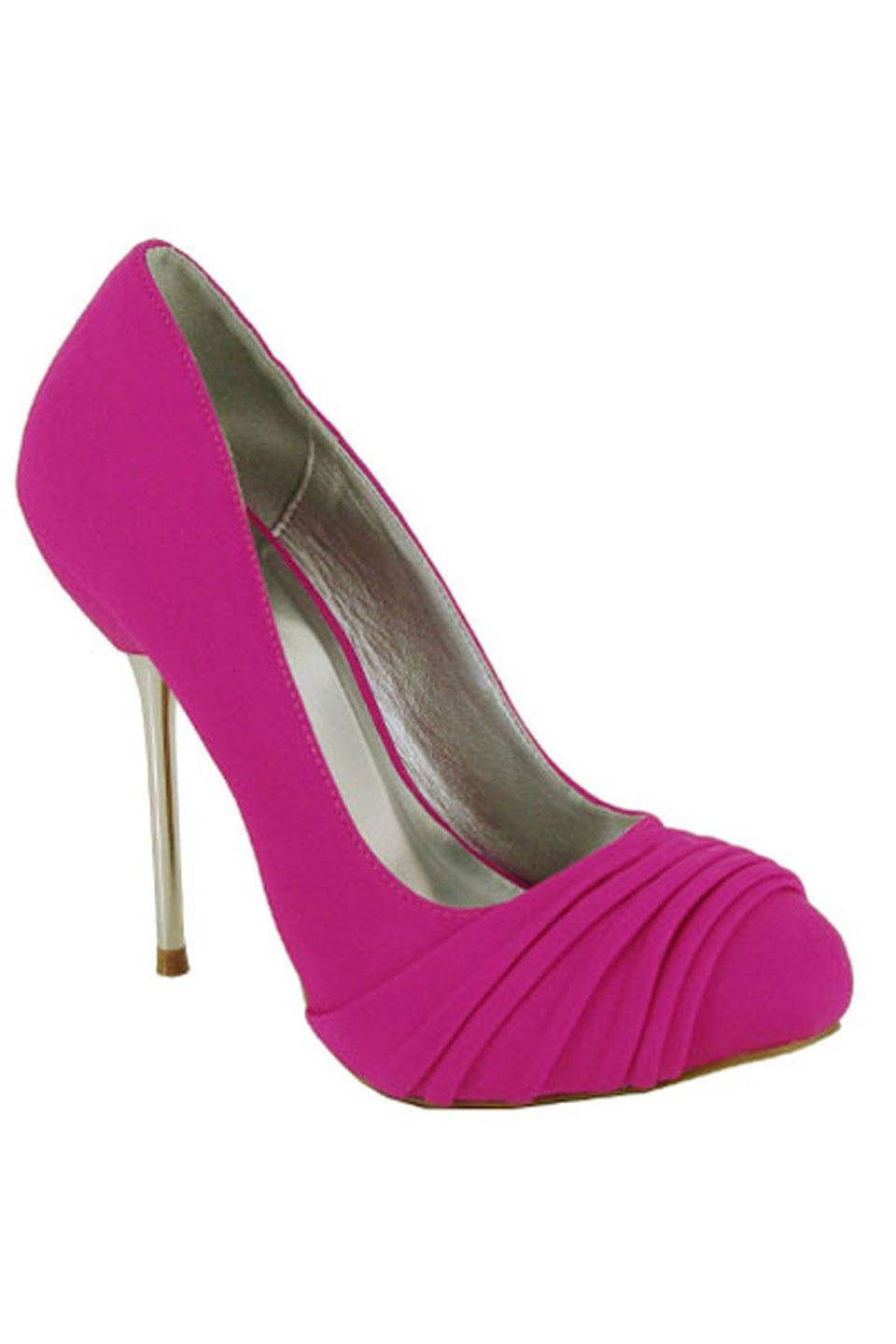 2168756e1a3 Fuchsia Pumps.