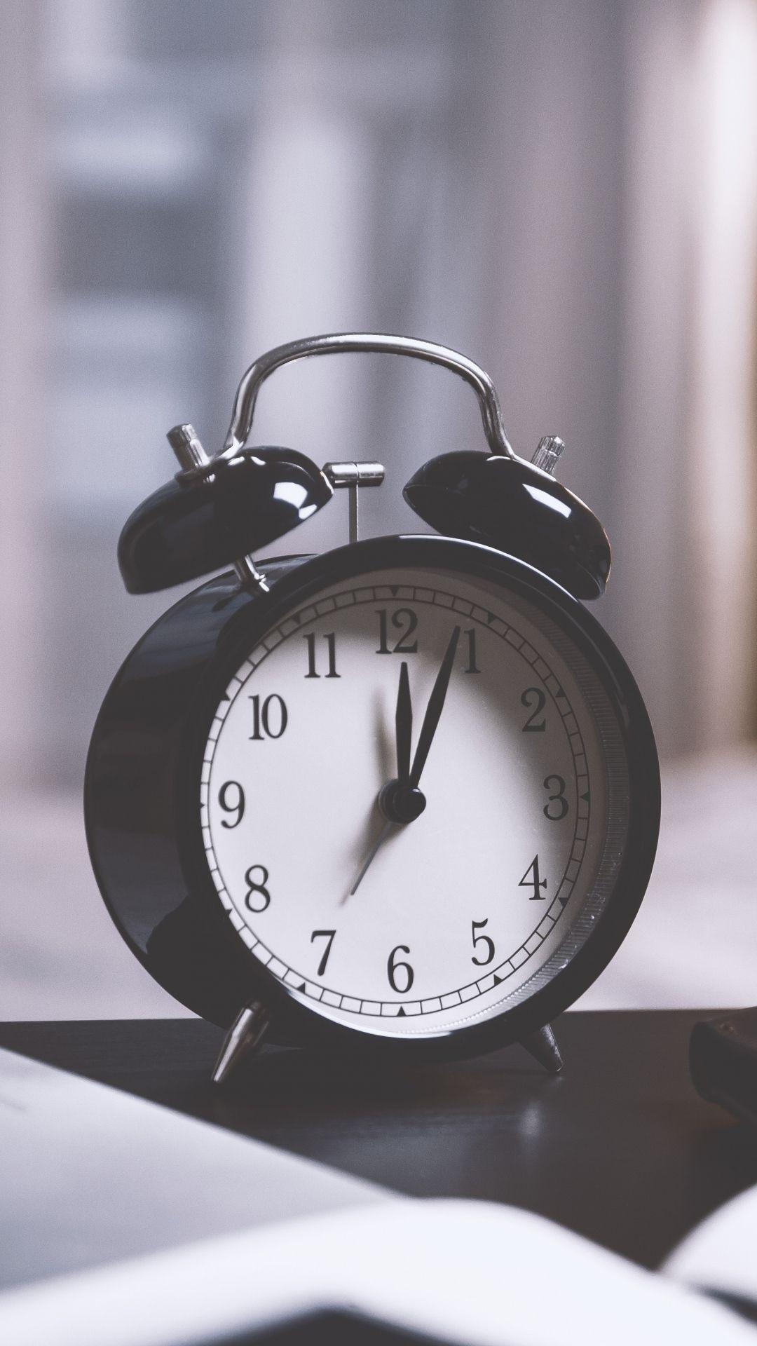 Download Wallpaper 1080x1920 Alarm Clock Clock Dial Sony Xperia Z1