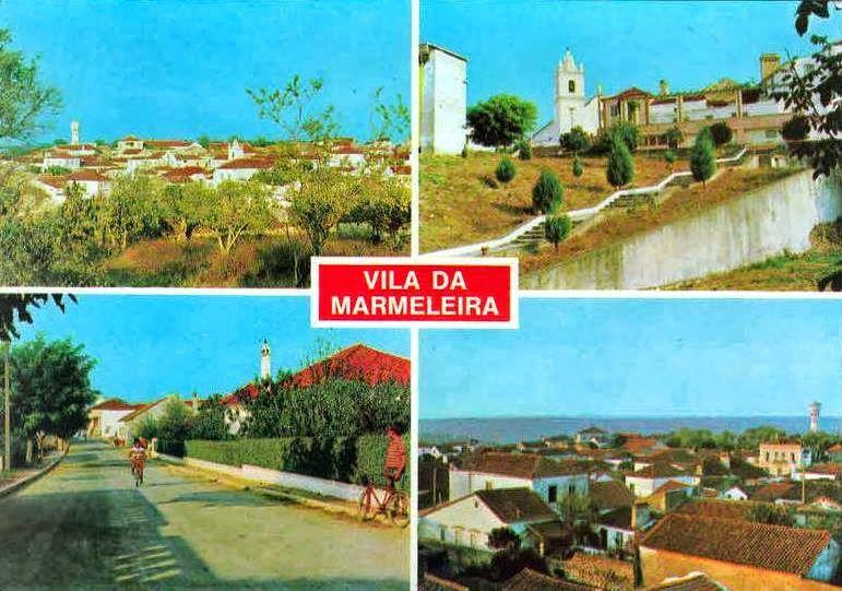 Posta da Vila da Marmeleira 1980 - Rio Maior   Portugal