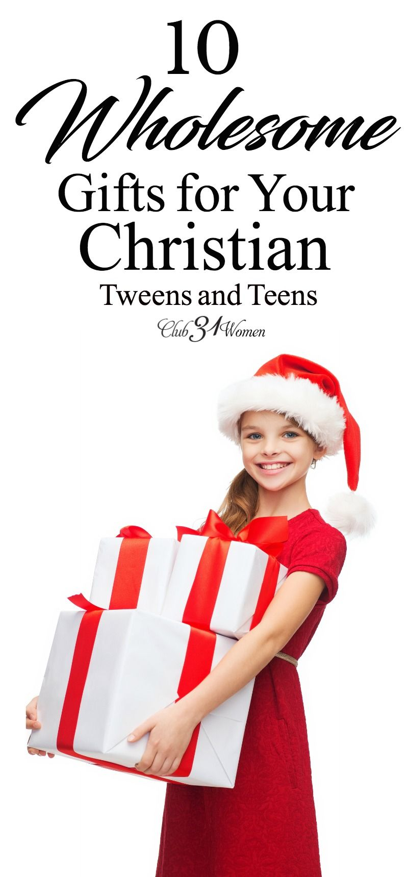 10 Wholesome Gifts for Your Christian Tweens and Teens | Gift ...