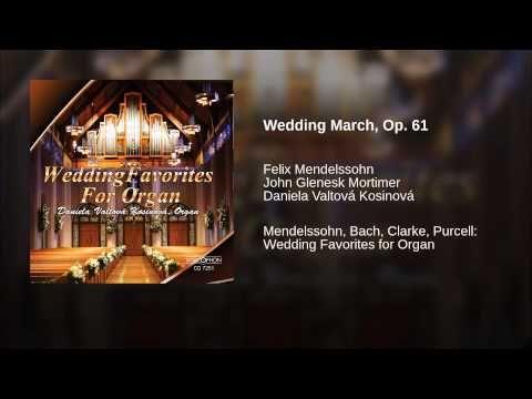 Wedding March Op 61 Tlc Music Music Appreciation Youtube