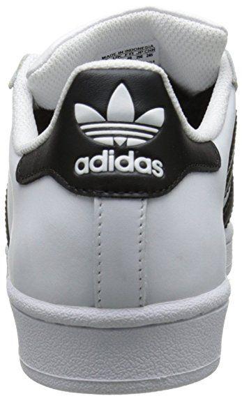 adidas originali delle superstar w la moda delle scarpe da ginnastica.