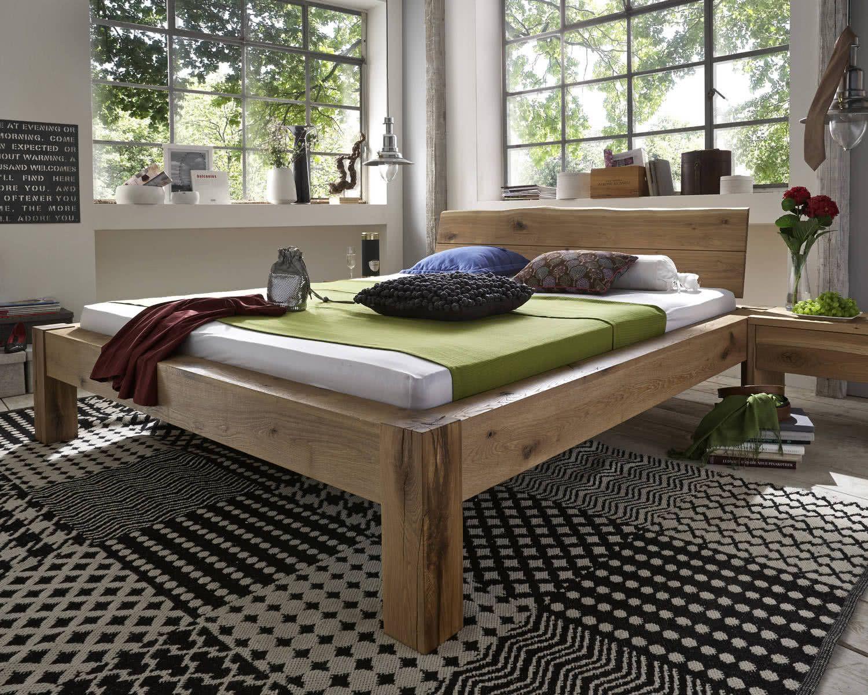 Fantastisch Massivholz Bett Baumkante Artikelbild 3