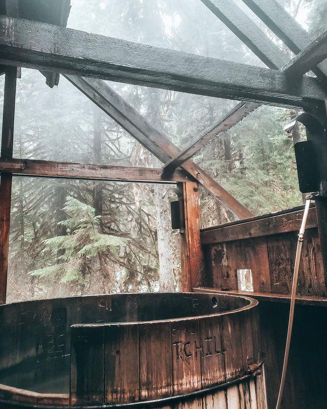 Beyond Bagby and Breitenbush: 4 Classic Northwest Hot