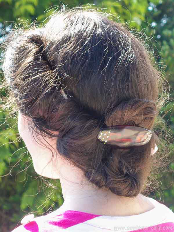Edwardian Pinless Pompadour Hairstyle Tutorial - Sew Historically