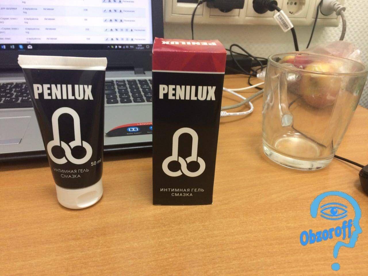 Penilux Gel мужской крем в Зее