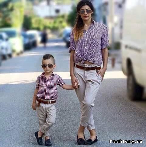мамы и сыновья стиль - Поиск в Google | Одежда для детей ...