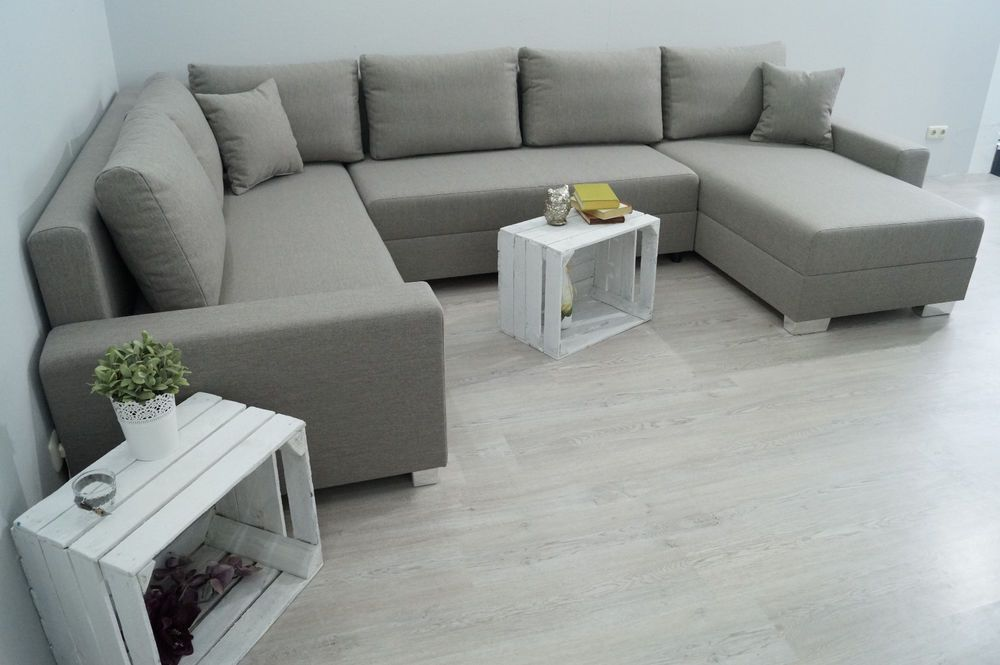 U Bettsofa Schlafcouch Sofa Couch Wohnlandschaft 546 Www Sofa