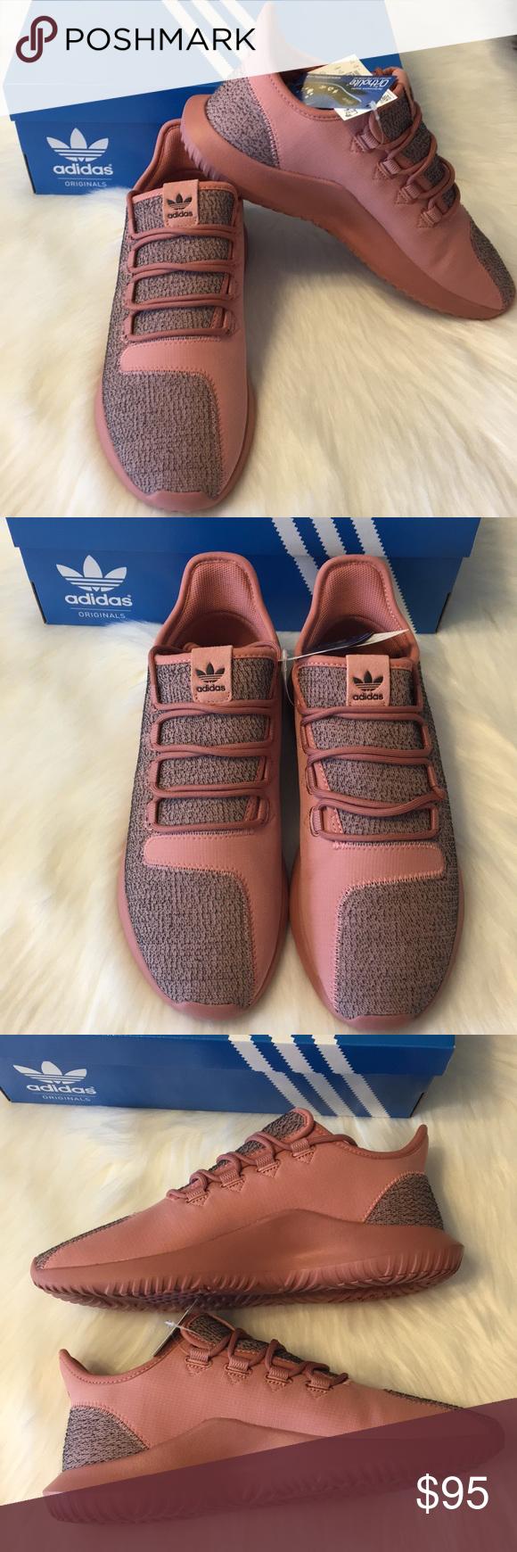adidas tubulare ombra raw taglia 11 nwt malva di colore rosa, colore grigio