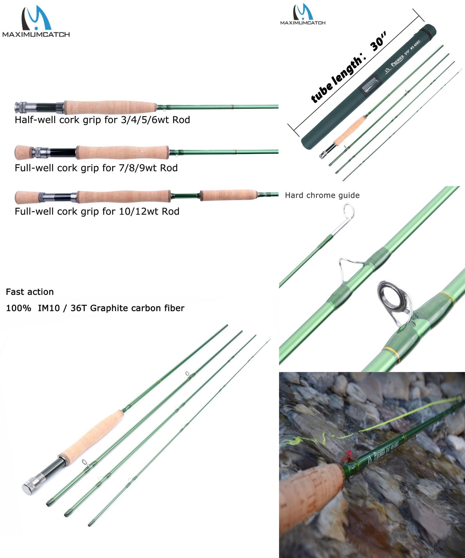 Visit To Buy Maximumcatch 3 12wt Fly Rod Carbon Fiber Fast Action Fly Fishing Rod With Cordura Tube Fly Fishing Rod A Fly Fishing Rods Fly Rods Carbon Fiber