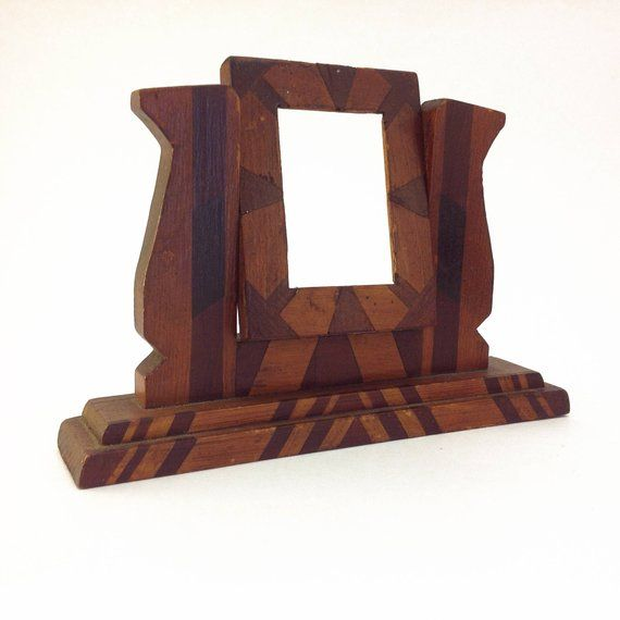 Vintage Handmade Unique Wooden Picture Frame Products Wooden