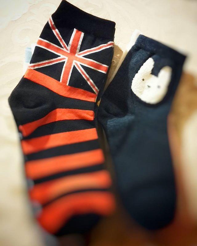 #unionjack #uk #socks #sockswag #red #blue