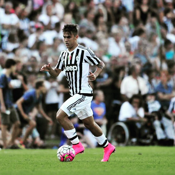 I love You Dybala ❤