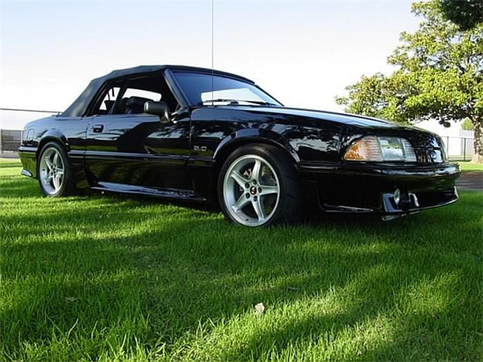 1992 Mustang  Can never go fast eneough  Pinterest  Image