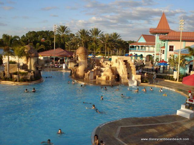 World Showcase Walt Disney S Epcot Retro Poster Caribbean Beach Resort Very Nice Right On Prop