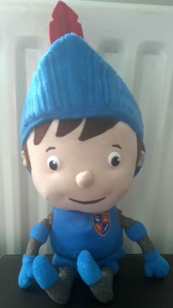 Mike The Knight Talking Plush Soft Toy 12 Inches Tall A Toys From
