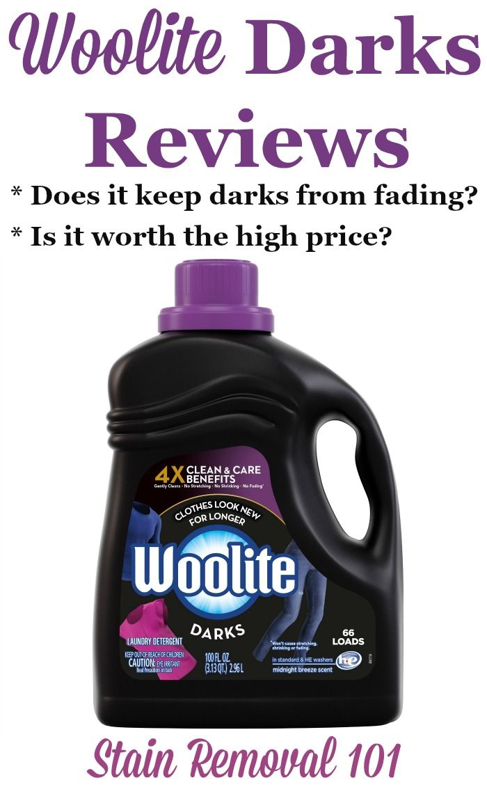 Woolite For Darks Reviews: Worth The Extra Price ...