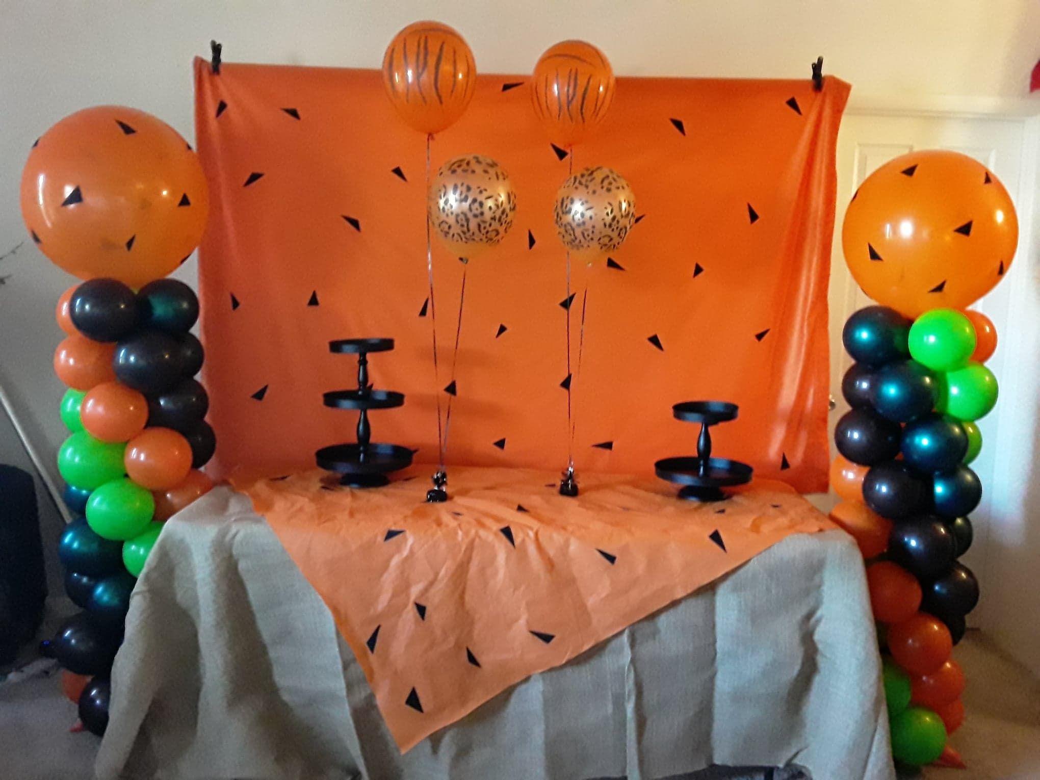 Flintstones bam bam baby shower flintstones balloon