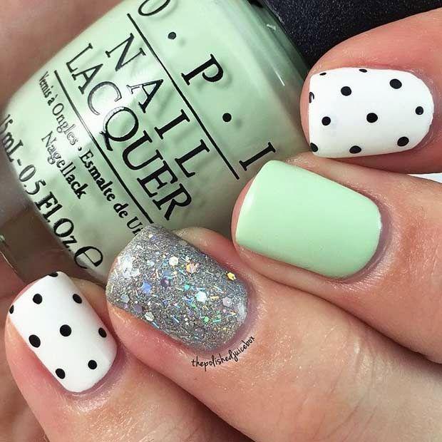 Pin de Taryn Ashdown en nails | Pinterest | Diseños de uñas, Diseños ...