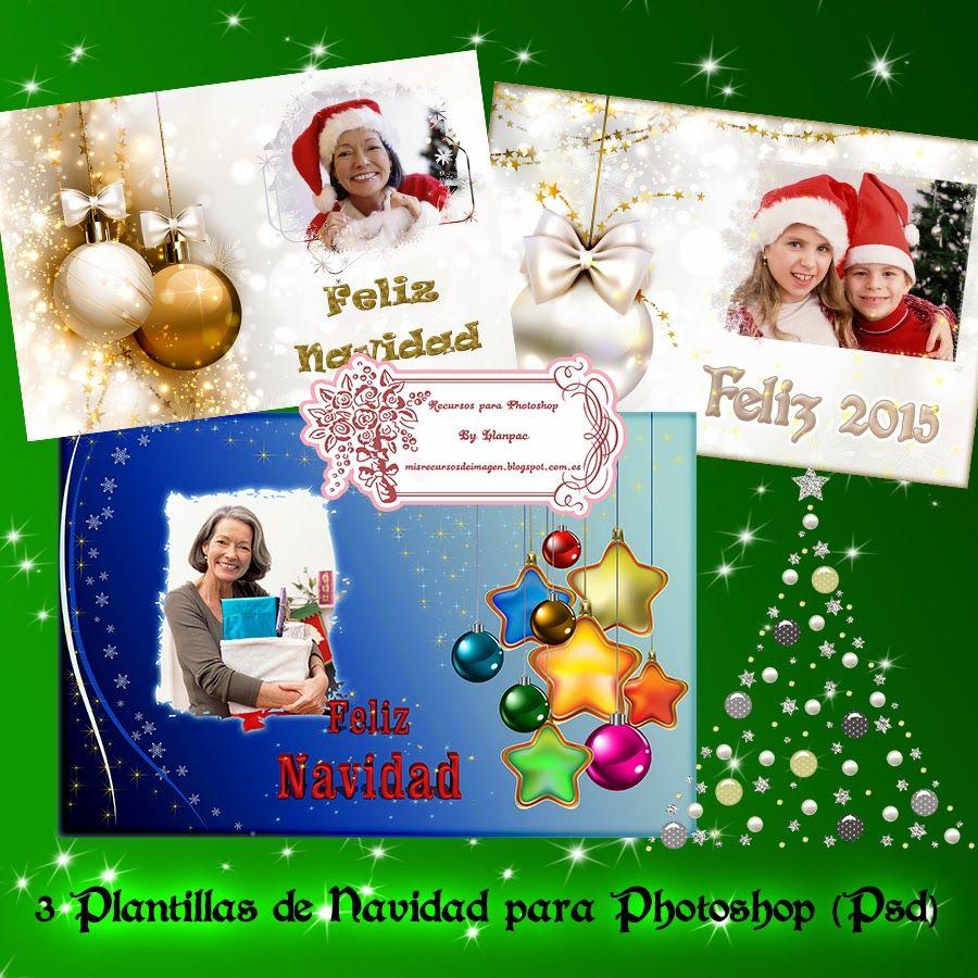 Recursos Photoshop Llanpac: Colección de tarjetas para ...