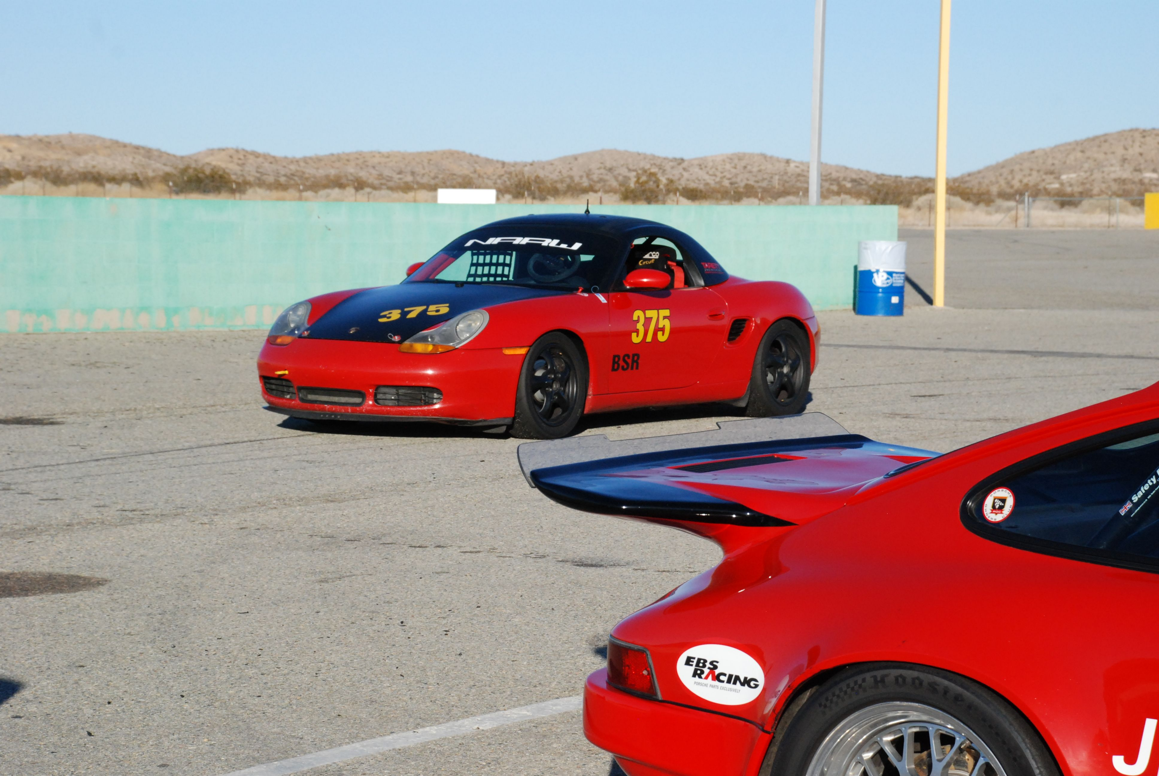 BSR Track Day at Streets of Willow California