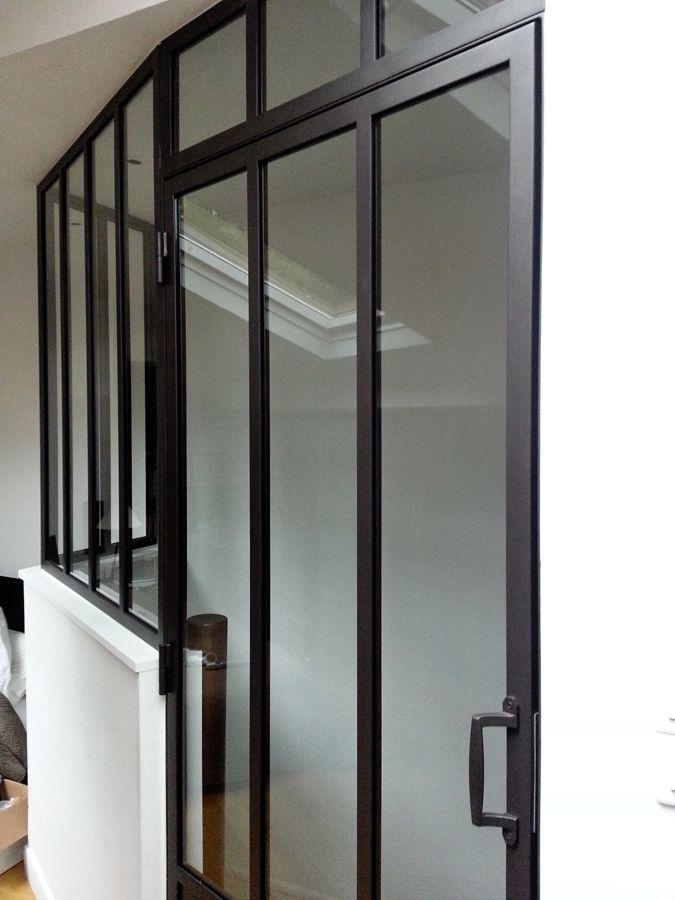 verriere atelier artiste | ARCHI - Cloison vitrée | Pinterest ...