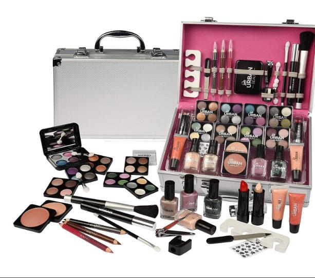 Urban Beauty Vanity Case Beauty Vanity Case Urban Beauty Makeup Gift Sets