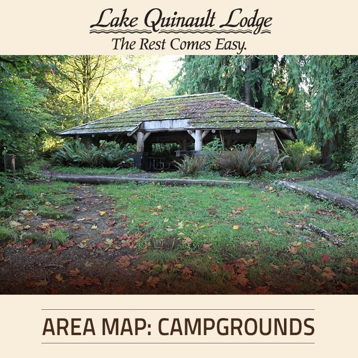 Explore Willaby Campground one of three campgrounds