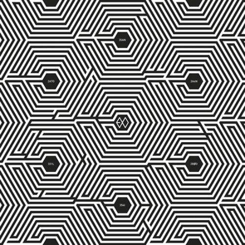 EXO EXODUS 2nd Album KOREAN//CHINESE Ver.Select MEMBER:CD+Photobook+Gift+Tracking