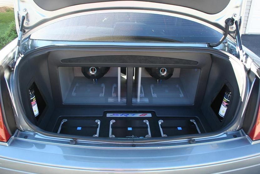 06 Srt8 Featured In Car Audio Magazine F S Car Audio Custom Car Audio Car Audio Installation