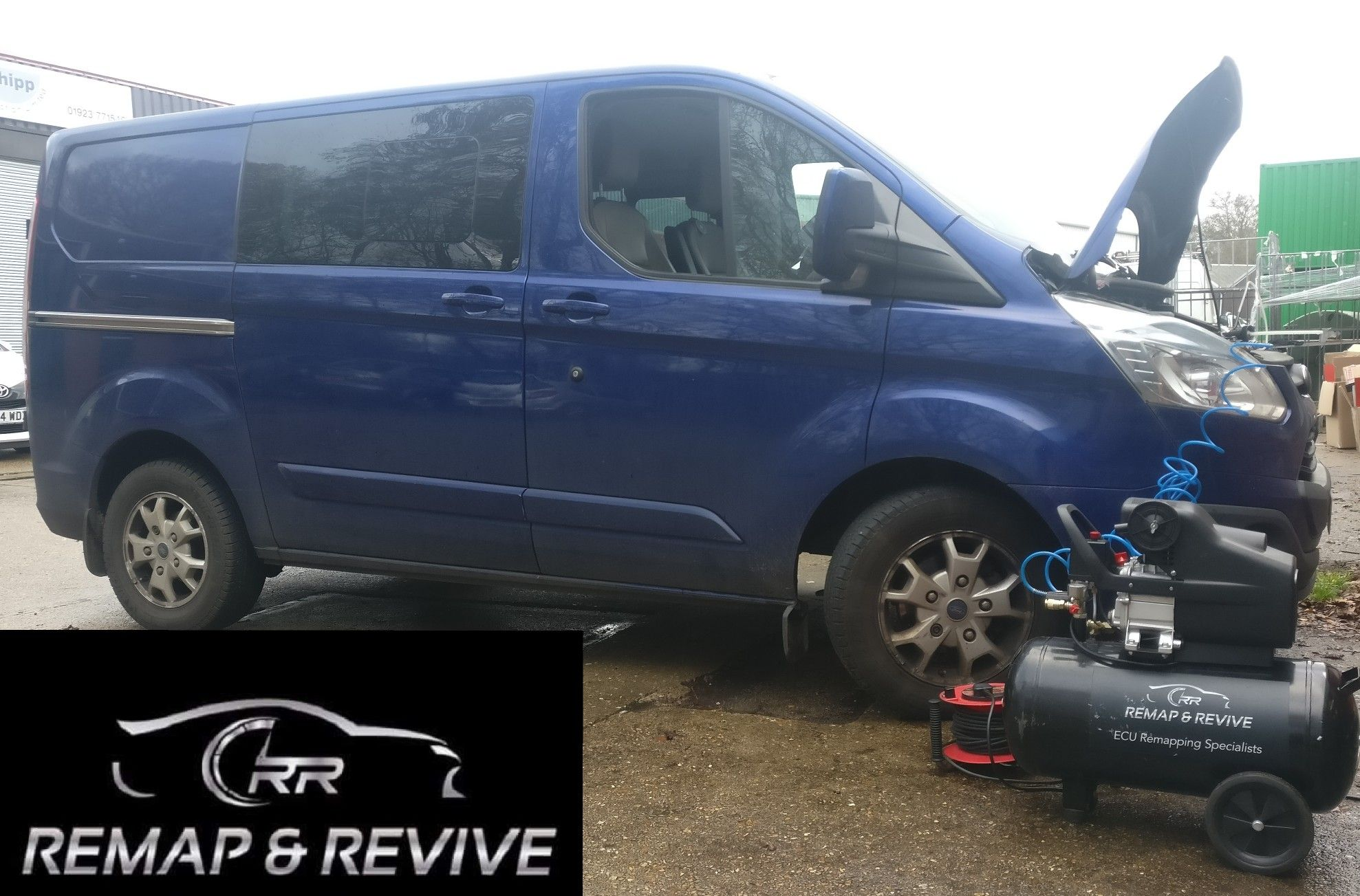 After Having An Honest Chat About Dpf Cleaning And Our Experiences On Ford Transit Customs Particularly We Were Booked To Go And Sort Transit Custom Ford Transit Cleaning