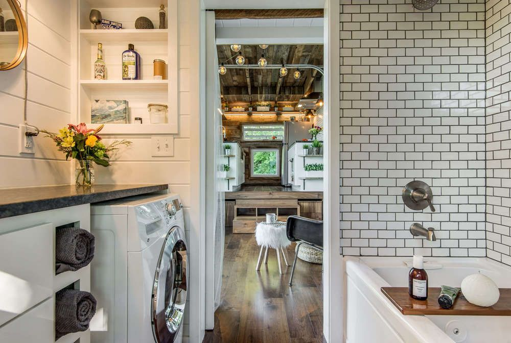 Buy movein ready luxury tiny houses or build custom; view