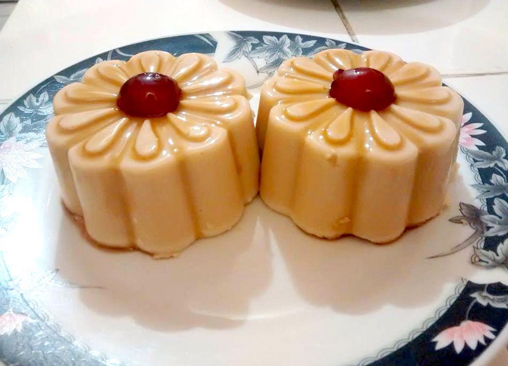 gelatina de kahlúa