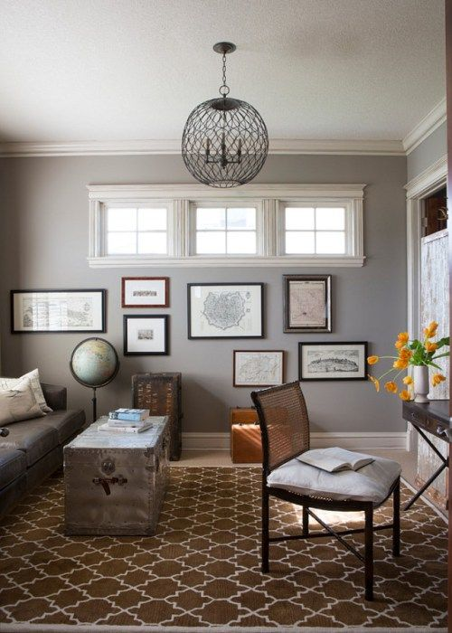 Sherwin Williams Dorian Gray Is A Medium Toned Paint Colour With Greige Undertones The LRV Lower Than Most