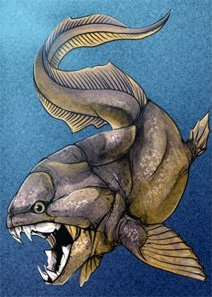 Dunkleosteus by mrXylax deviantart com on @deviantART | ark