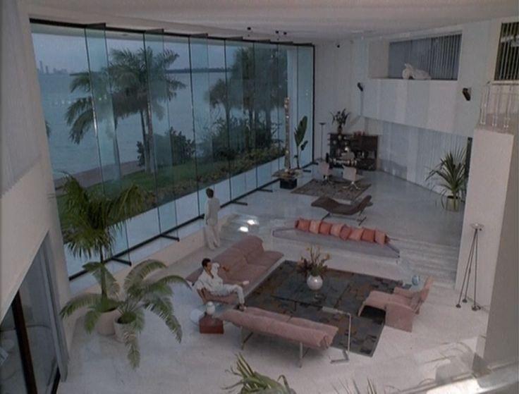 80s Miami Retro Interior Design