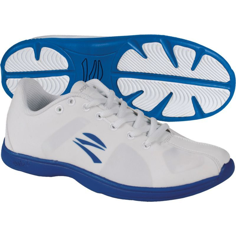 zephz Stratoscheer Women's Cheerleading Shoes White/blue