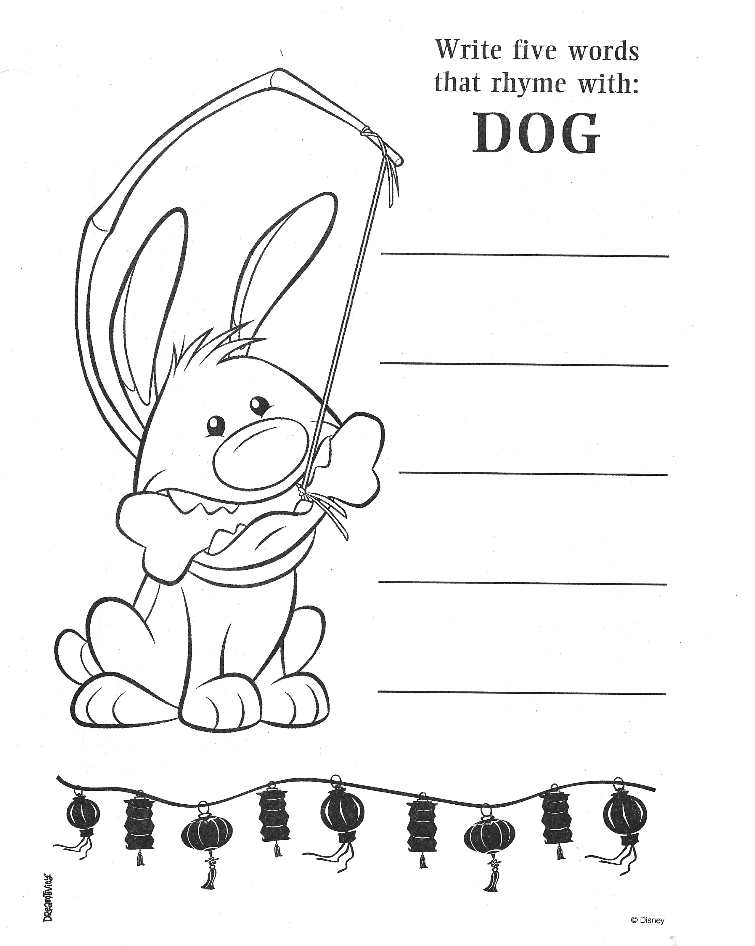 Mulan Coloring Page  Coloring pages, Color, Rhymes