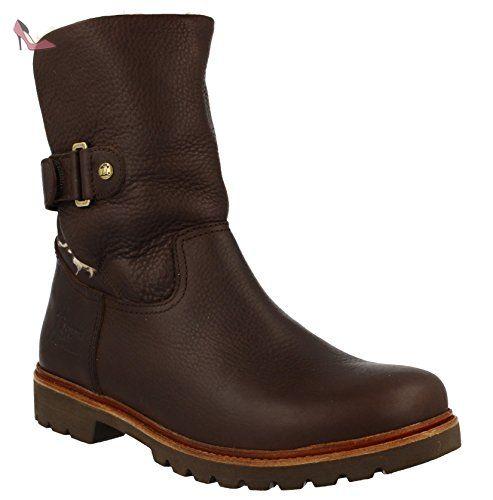 95751007facde8 PANAMA JACK BOOT Felio C6 AVIATOR BROWN 44 Marron - Chaussures panama jack  ( Partner
