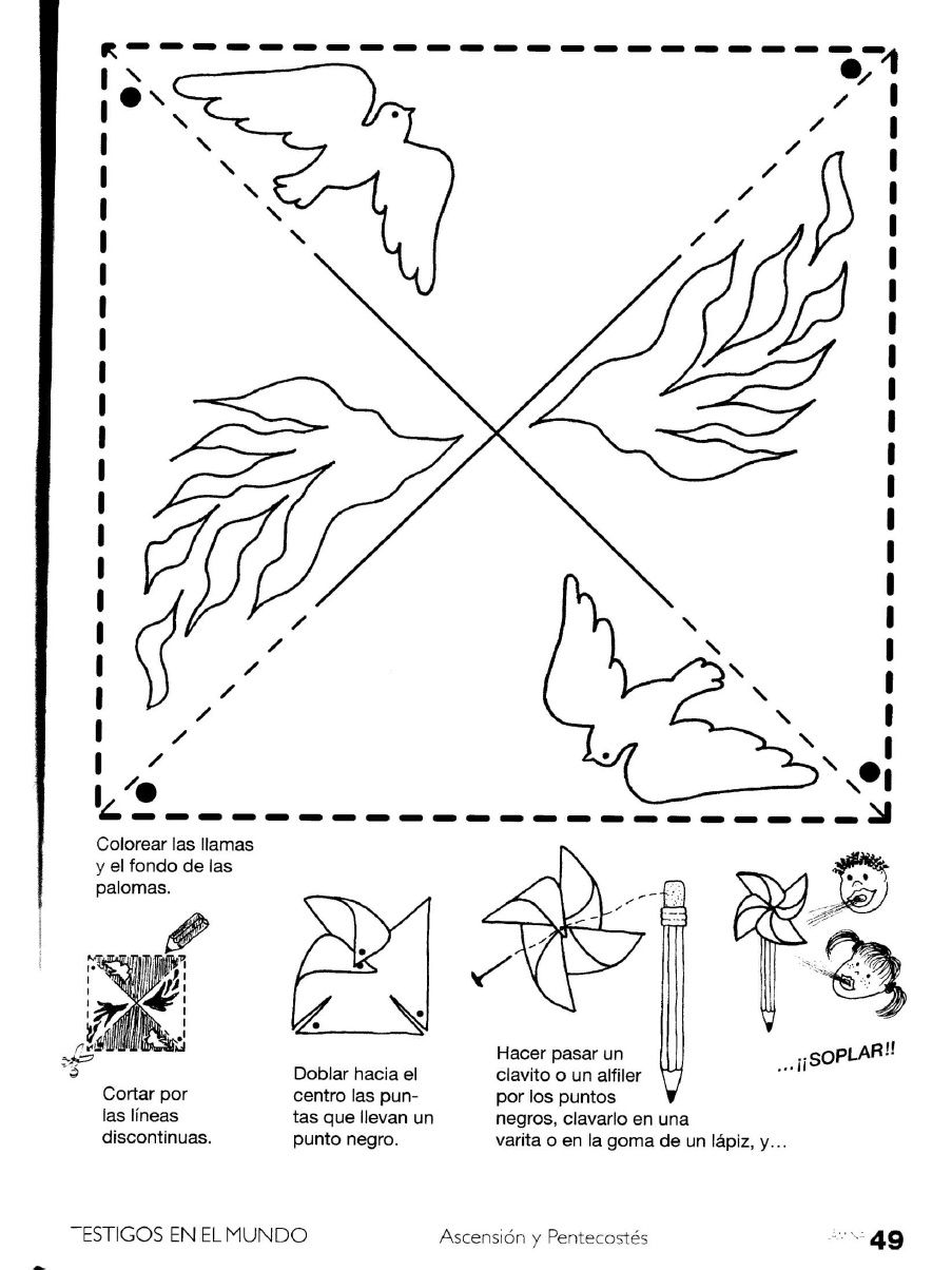MATERIALES DE RELIGIÓN CATÓLICA: mayo 2012 | Bijbelknutsels ...