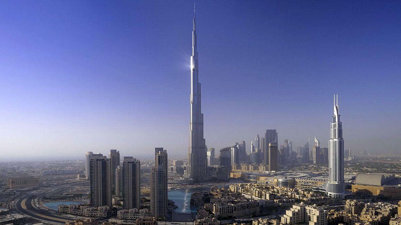 Dubai Un Milagro De La Arquitectura En El Desierto