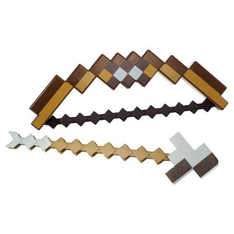 Minecraft® Bow and Arrow | Minecraft | Pinterest | More ...