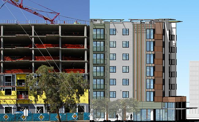 Union Roosevelt Apartment Models Metro West Development
