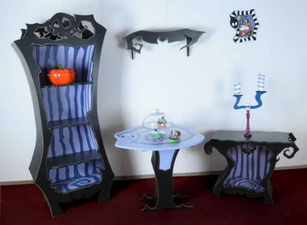 alice in wonderland inspired furniture. This Tim Burton And Alice In Wonderland Inspired Furniture Is Amazing!