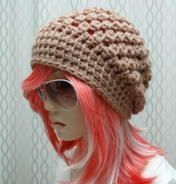 slouchy hat | crochetness | Pinterest | Mütze, Handschuhe häkeln und ...