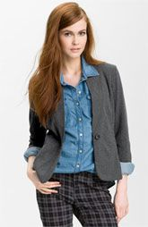 Caslon® Double Knit Blazer