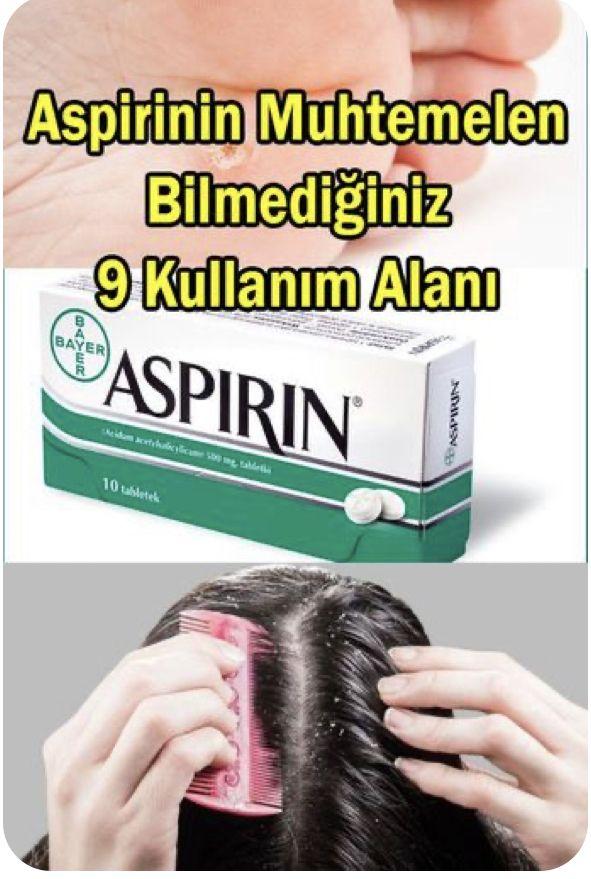 Saadet Adli Kullanicinin Saglik Panosundaki Pin Aspirin Dogal