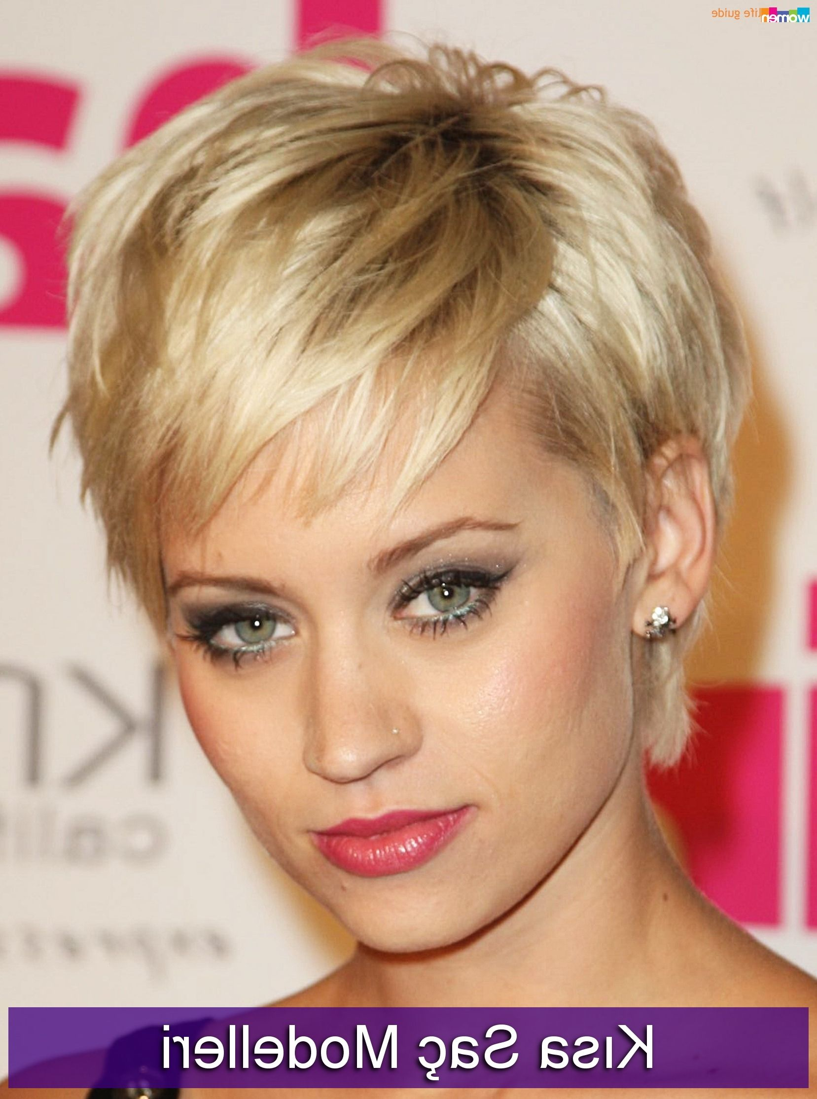 Stupendous Short Hairstyles Shorts And Hairstyles On Pinterest Short Hairstyles Gunalazisus