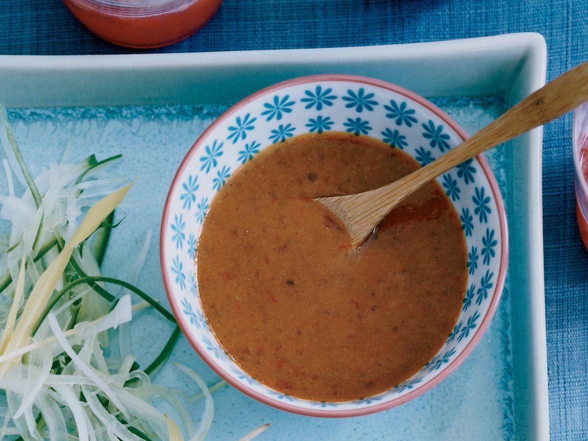 Garlic Peanut Sauce | Recipe | Sauces + Dips | Pinterest | Sweet ...